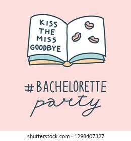 graphic about Kiss the Miss Goodbye Printable identified as Ilustraciones, imágenes y vectores de inventory sobre Goodbye