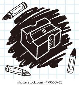 Doodle Pencil sharpeners