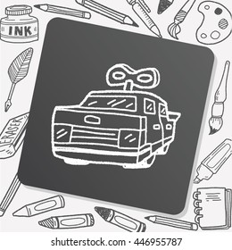 Doodle Toy cars