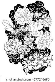 Zentangle Rose Images Stock Photos Vectors Shutterstock