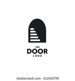 The Door - Doorway logo