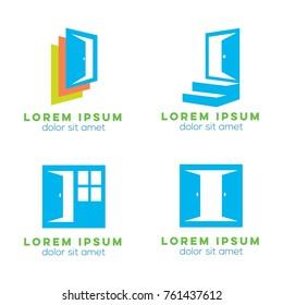 door logo collection