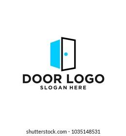 door logo design
