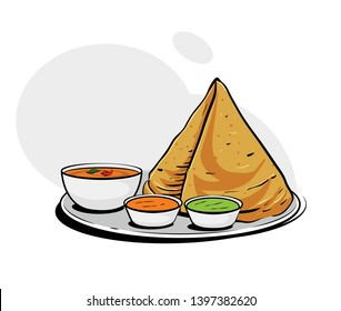 Dosa, South Indian favorite food