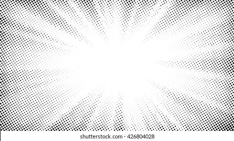 dot background halfton vector texture future back retro pattern overlay on white