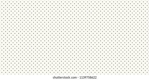 Dot seamless pattern. Vector seamless pattern.