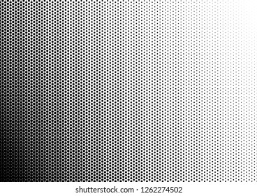 Dots Background. Points Gradient Backdrop. Abstract Pattern. Halftone Fade Texture. Vector illustration