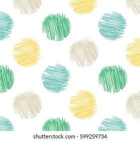 Dots pattern. Geometrical simple illustration. Creative, luxury candy style. Print cloth, clothing, shirt, sundress, dress, wrap, wrapper, web, cover, label, banner, emblem, website. Summer, spring