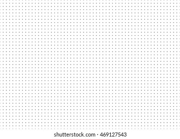 Dotted simple seamless vector pattern.