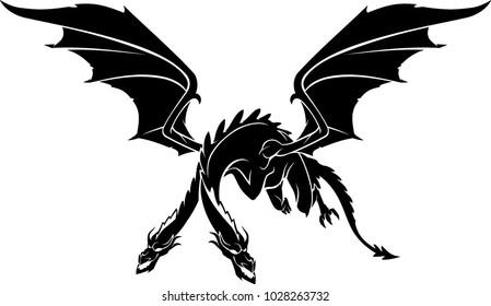 Double Headed Dragon