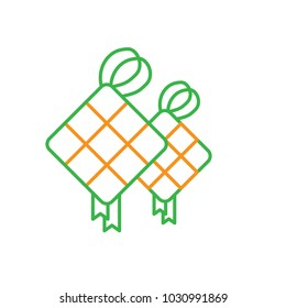 ramadan ketupat images stock photos vectors shutterstock shutterstock