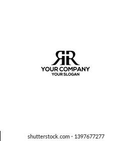 Double R Church Logo Design