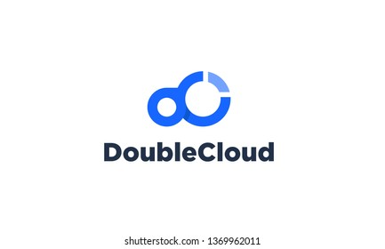 doublecloud logo templates