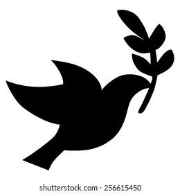 dove vector bird peace illustration