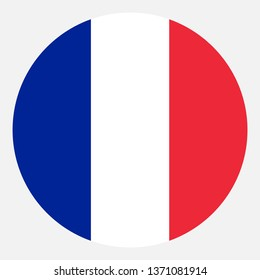 Download Flag of France national country symbol illustration Vector illustration available for