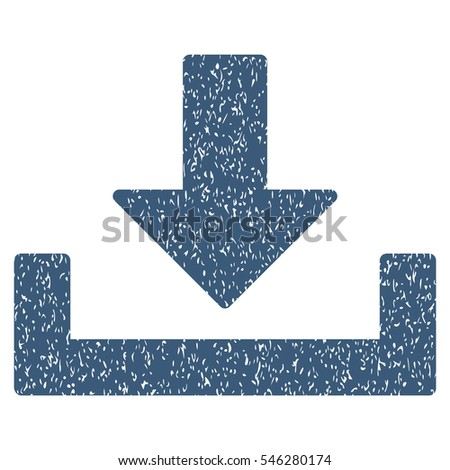 Download Grainy Textured Icon Overlay Watermark Stock Vector