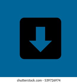 download icon flat disign