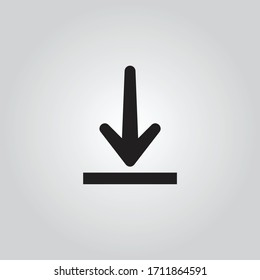 Download icon sign design vector