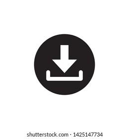 Download Icon Vector Illustration - Vector