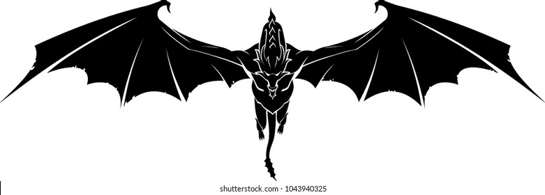 Dragon Wings Images Stock Photos Vectors Shutterstock