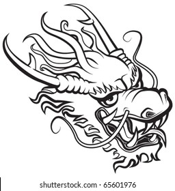 chinese dragon head images stock photos vectors shutterstock