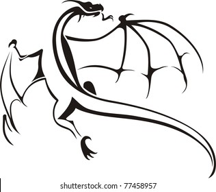 Dragons / Tribal / Symbol