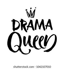 Imágenes Fotos De Stock Y Vectores Sobre Drama Queen