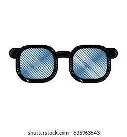 drawing doctor glasses accessorie elegant