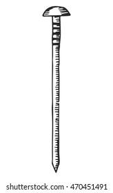 drawing nail