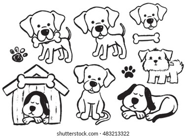 Drawn Dogs Labs