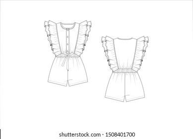 Fashion Drawing Kids Images Stock Photos Vectors Shutterstock