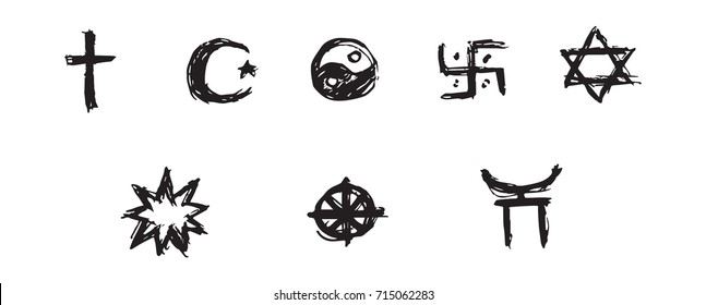 Religious Symbol Images Stock Photos Vectors Shutterstock