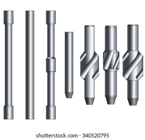 Drill Pipe Images, Stock Photos & Vectors | Shutterstock