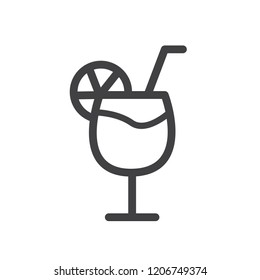 Drink vector icon