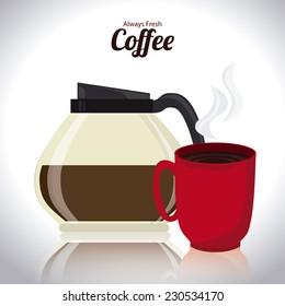 Drinks design over white background,vector illustration