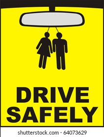 drive safely icon
