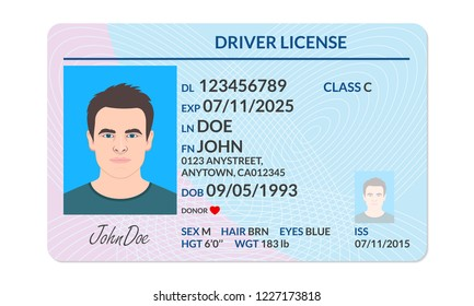 drivers license without permanent address florida