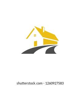 driveways logo design