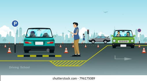 Driving School Images, Stock Photos & Vectors | Shutterstock