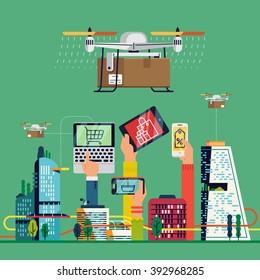 Retail Automation Stock Vectors, Images & Vector Art | Shutterstock