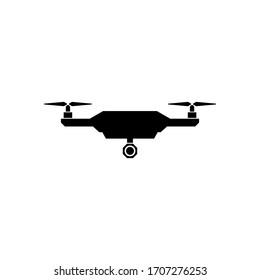 Drone Icon Design, Vector Sign