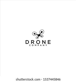 drone vector logo illustration template download modern