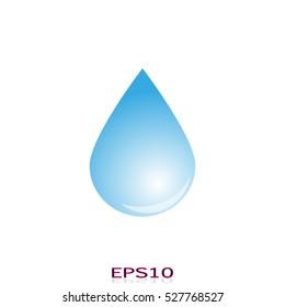 drop irrigation, vector icon, eps10