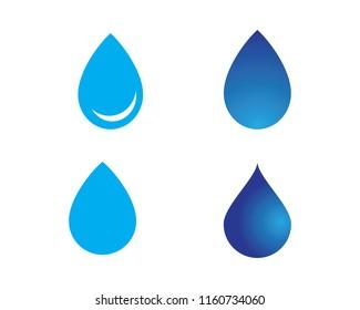 drop water icon vector