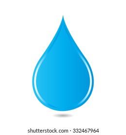drop water shape
