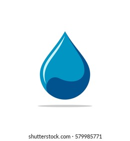 Drop Water vector Logo Template Illustration Design. Vector EPS 10.