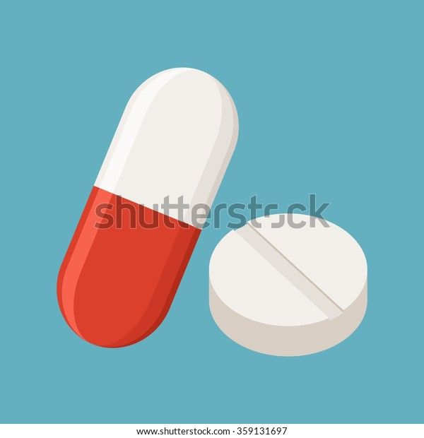 drugs pills on blue background medical stock vector royalty free 359131697 https www shutterstock com image vector drugs pills on blue background medical 359131697