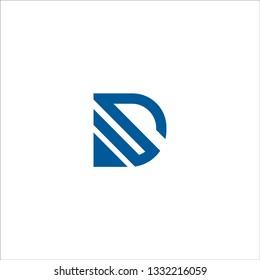 DS Letters Logo Design