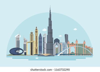 Dubai Iconic Buildings Part 2