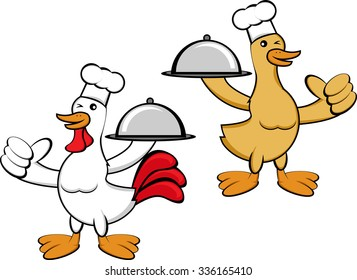 Duck and Chicken Chef